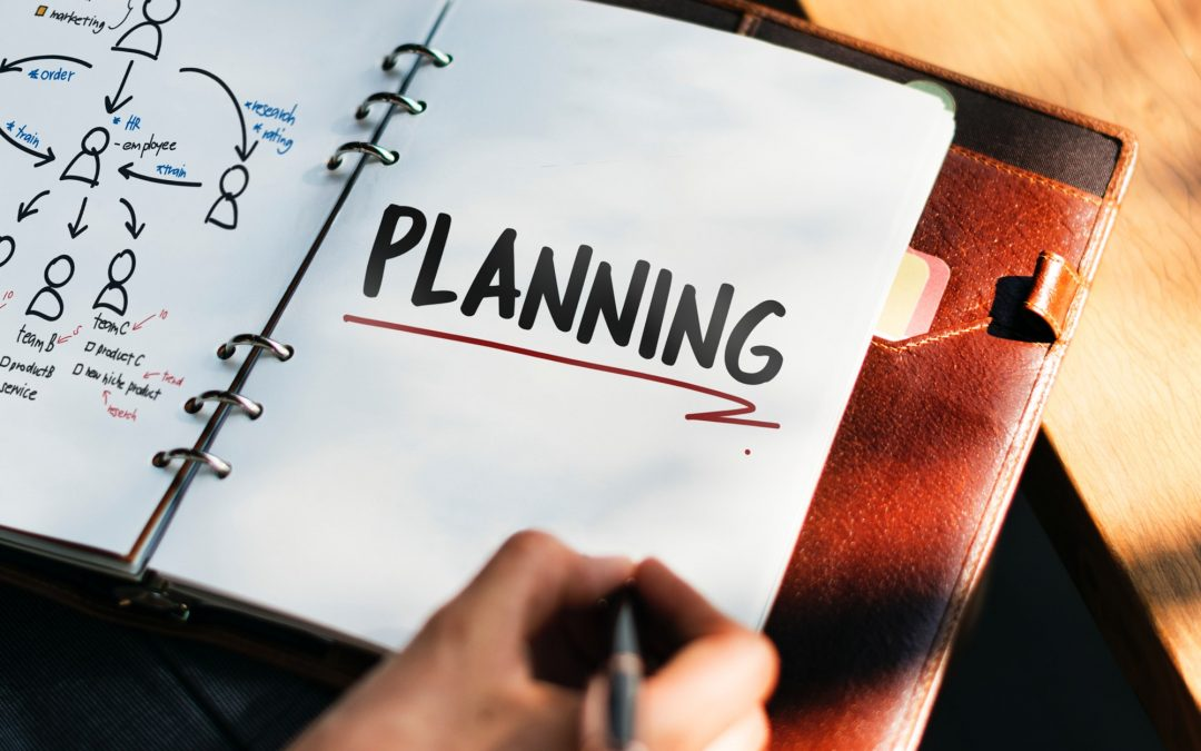 Sunday Planning To Save You Time